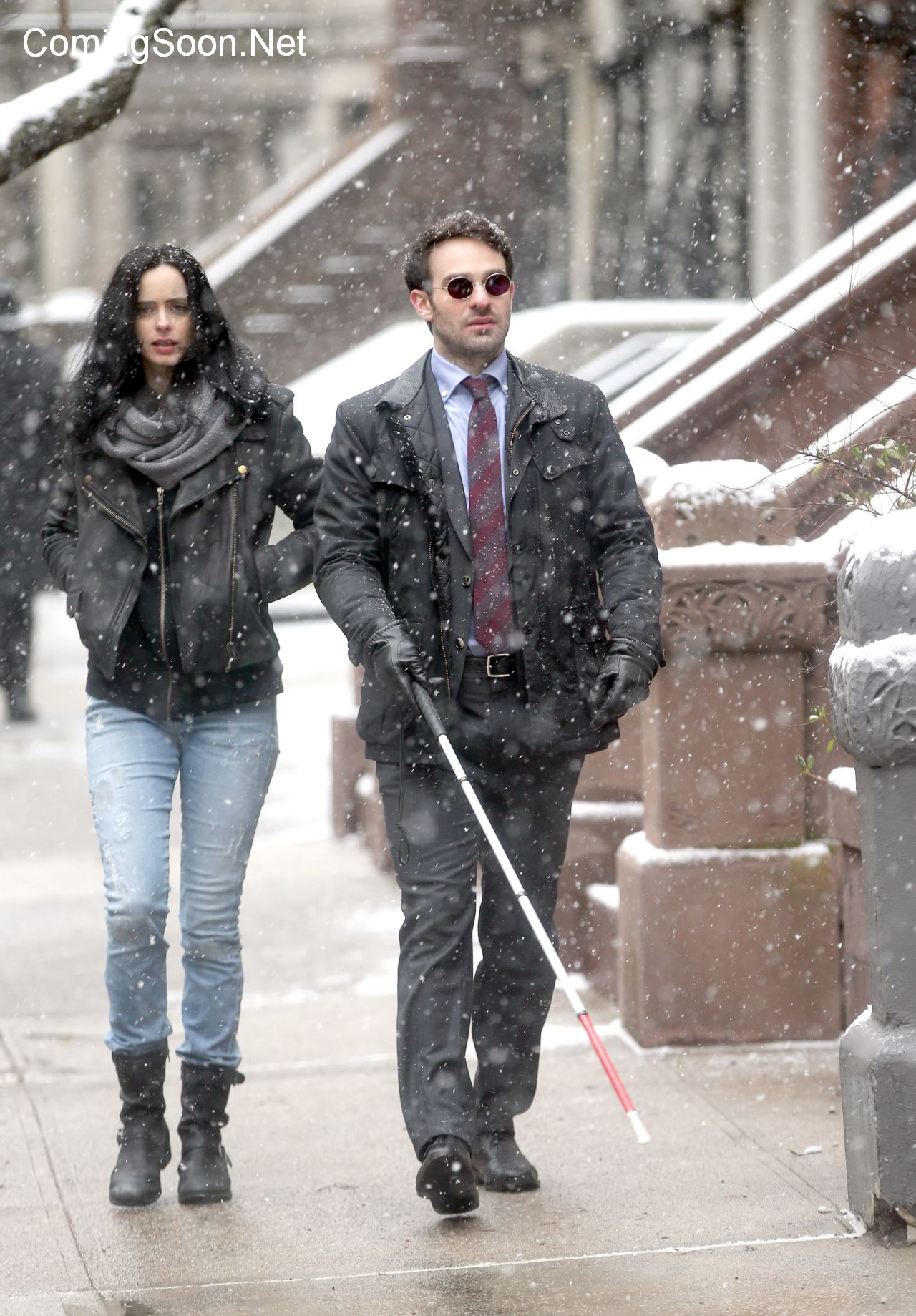 Matt Murdock & Jessica Jones (Marvel's The Defenders)