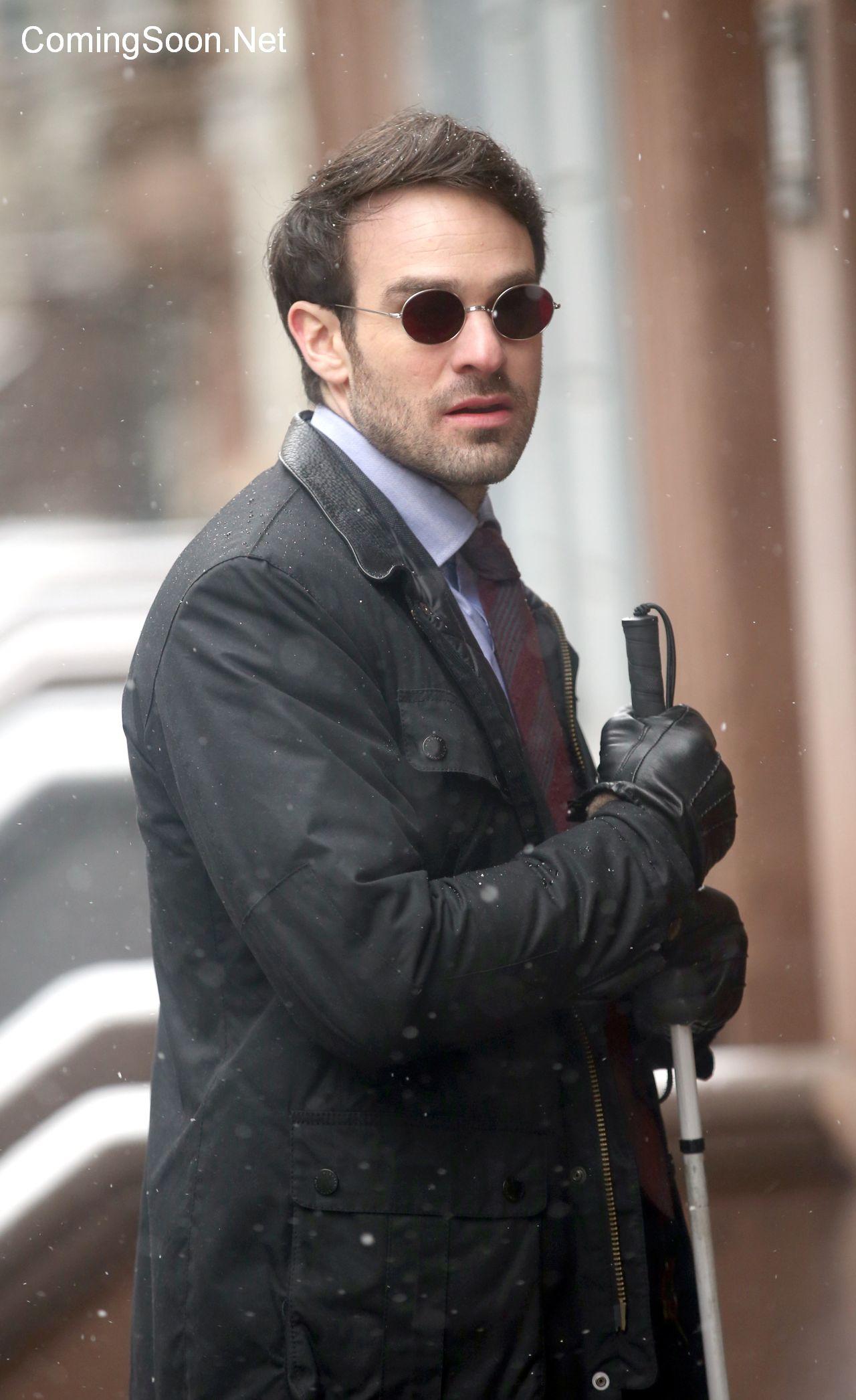 Charlie Cox as Matt Murdock (Marvel's The Defenders)