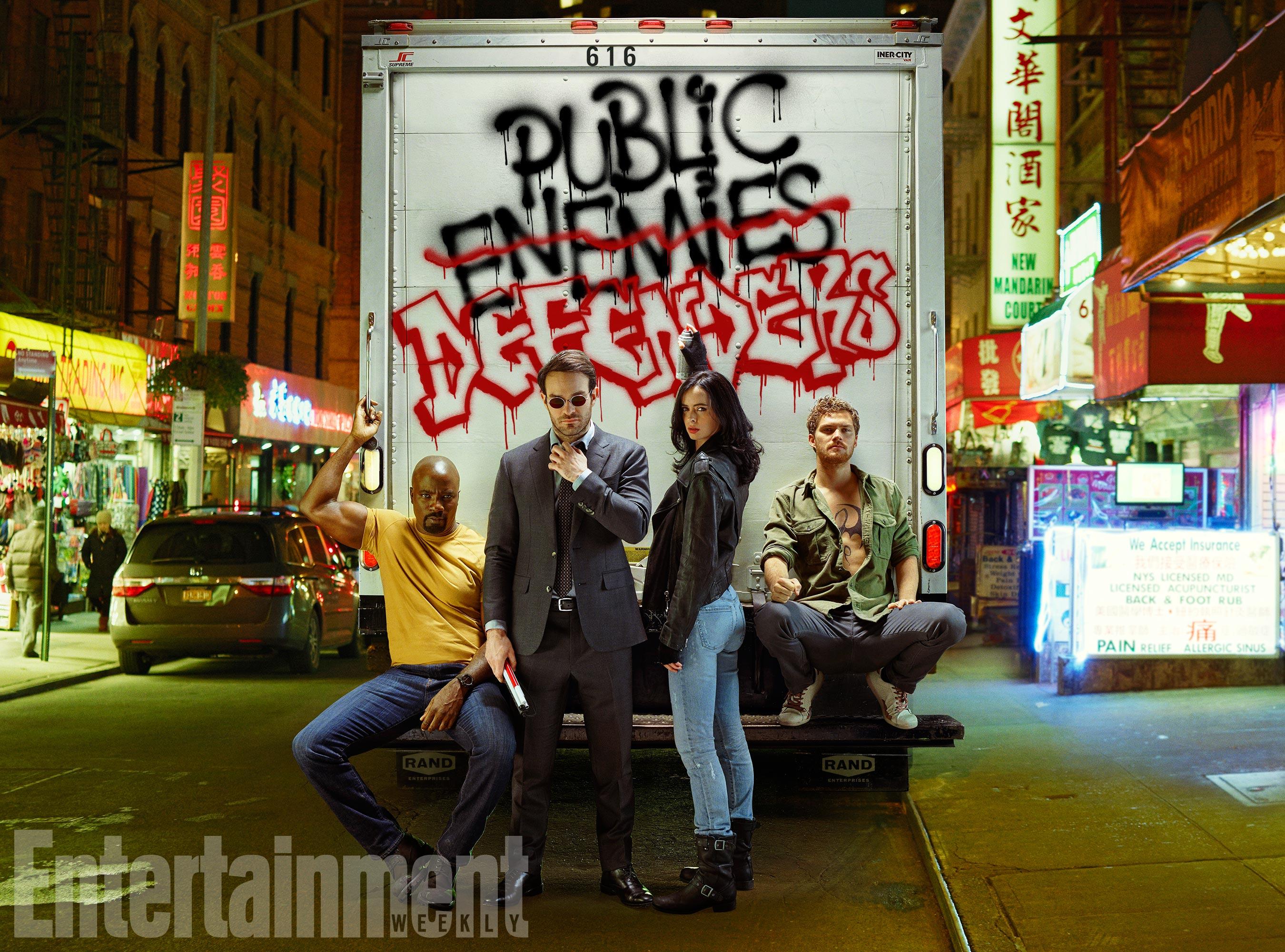 EW Defenders Preview - Defenders