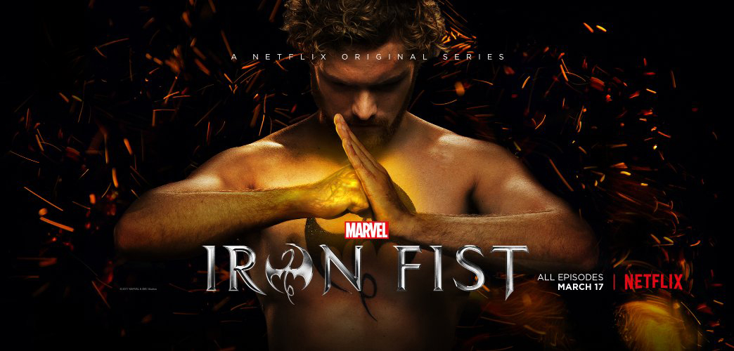 Marvel's Iron Fist on Netflix
