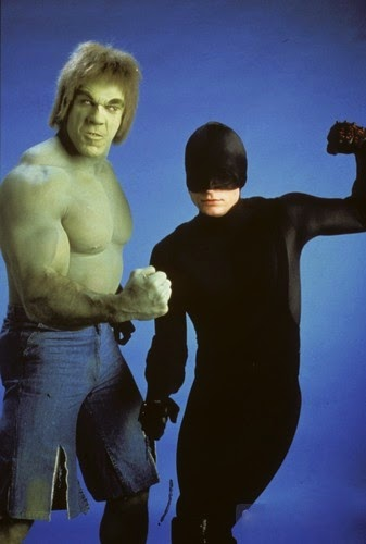 The Hulk & Daredevil