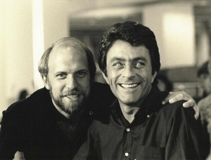Kenneth Johnson & Bill Bixby