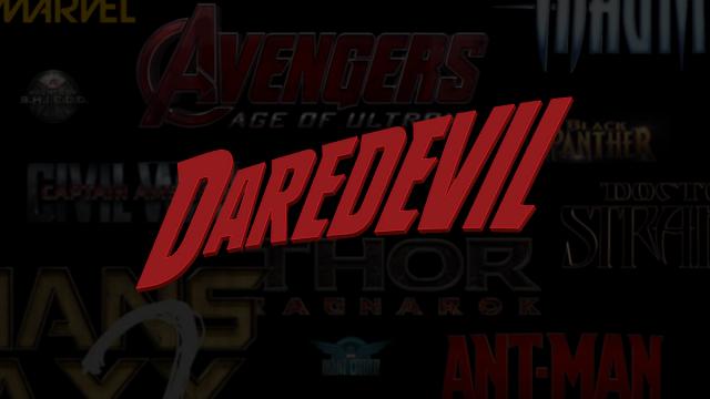 Daredevil in the MCU